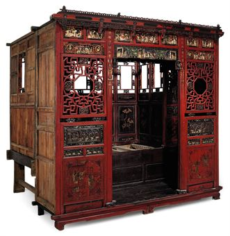 Afghanistan Wood Furniture Pieces