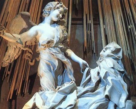Gian Lorenzo Bernini Ecstasy of Saint Teresa